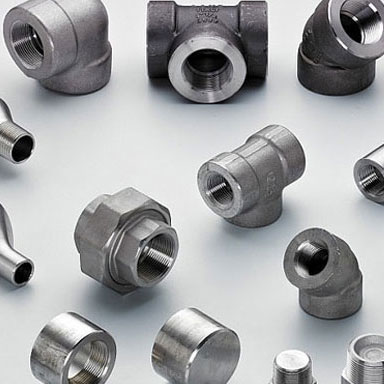 forged fittings in India